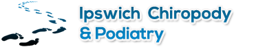 Ipswich & Belstead Chiropody & Podiatry Services Logo - 251 Belstead Rd, Ipswich, Suffolk, IP2 9DX  telephone: 01473 809 636  email: dbz1536@icloud.com